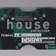 Roland SR-JV80-19 House Collection JV80 Series Expansion ROM