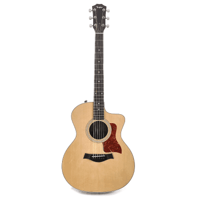 Taylor 214ce Sitka Spruce / Rosewood Grand Auditorium with ES-T Electronics, Cutaway 2009 - 2015
