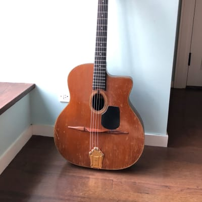 Favino #686, Petite Bouche (1979) - Gypsy Jazz Guitar - BIG AUTHENTIC VOICE! for sale