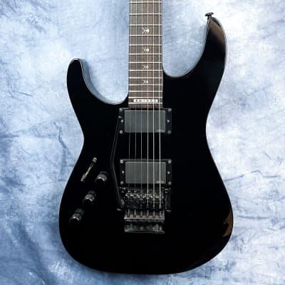 ESP LTD KH-602 Kirk Hammett LH, Black