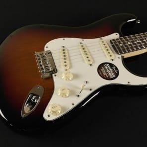 Fender American Standard Stratocaster - Rosewood Fingerboard - 3-Color Sunburst 0113000700 (999) for sale