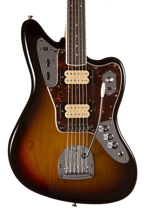 fender artist series kurt cobain jaguar electric guitar 3. Black Bedroom Furniture Sets. Home Design Ideas