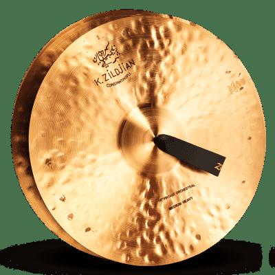 "Zildjian 16"" K Constantinople Vintage Orchestral Medium Heavy Cymbals (Pair)"