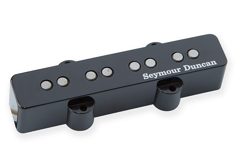 Seymour Duncan SJB-1n Vintage Jazz Bass Neck Pickup Black