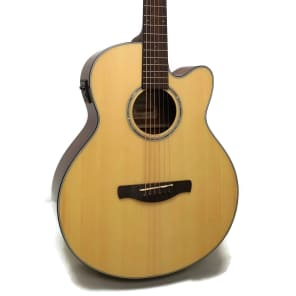 Ibanez AELBT1NT AE Series Acoustic-Electric Guitar Natural