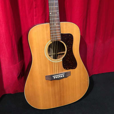 Guild D-35 1978 Naturelle for sale