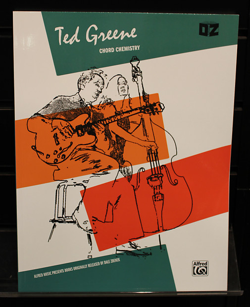 Ted Greene Chord Chemistry Guitar Method Dr Guitar Music Reverb