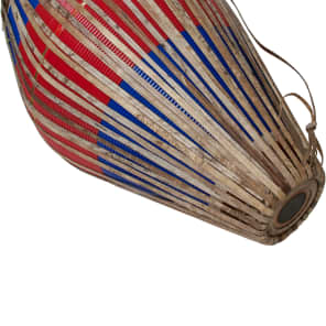 Banjira KHOF-C Colorful Fiberglass Khol Drum