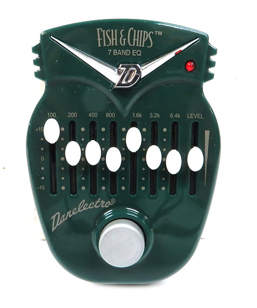 Danelectro Fish And Chips : danelectro guitar pedals fish chips gcpawn reverb ~ Russianpoet.info Haus und Dekorationen