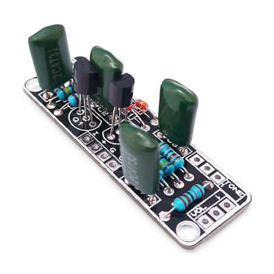 epk - astrotone fuzz kit diy pedal