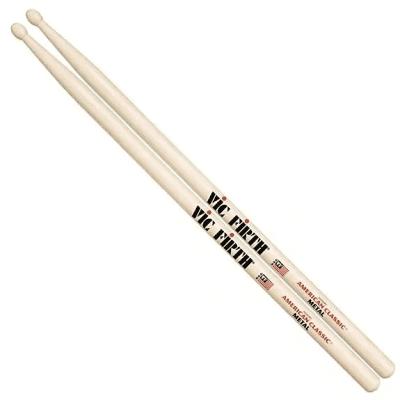 Vic Firth American Classic Metal Wood Tip