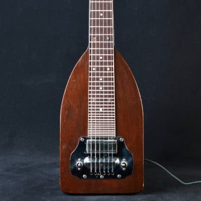 Electromuse 6-String Lap Steel 1940's Mahogany for sale