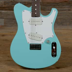 Swope MG Knock Around Relic Surf Green USED (s042) for sale