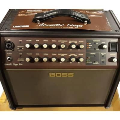 Boss ACS-LIVE Acoustic Singer Amp - Used