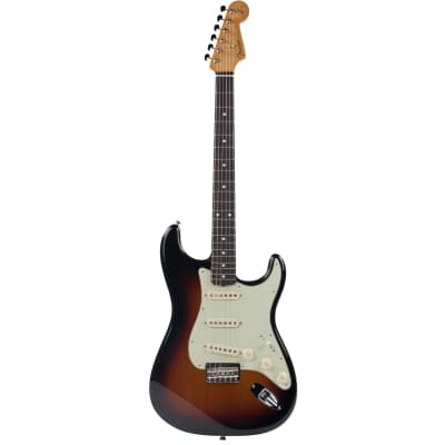 Fender Robert Cray Stratocaster 3-Color Sunburst RW for sale