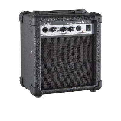 AUSTIN AUG10 GUITAR AMPLIFIER COMBO 10 WATTS W/HEADPHONE JACK for sale
