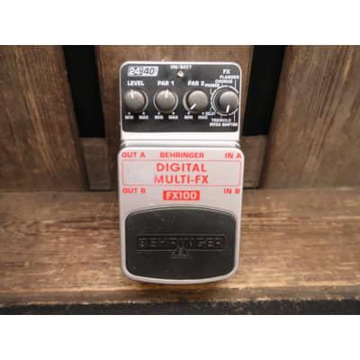Behringer FX100 Digital Multi FX for sale