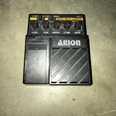 Arion DDS-1 Digital Delay / Sampler Vintage Guitar Effects Pedal MIJ Japan for sale