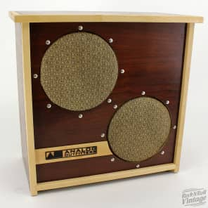 Analog Outfitters ORGANic 2x10 Guitar Speaker Cabinet