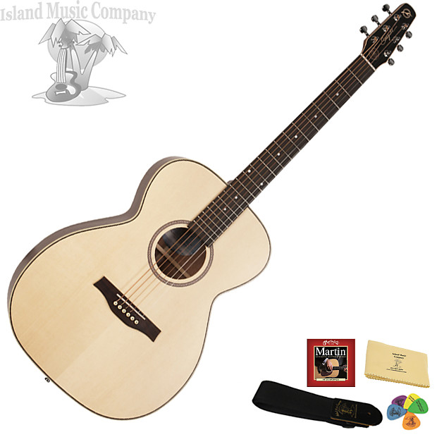 Seagull Maritime Concert Hall Sws Acoustic Guitar Reverb