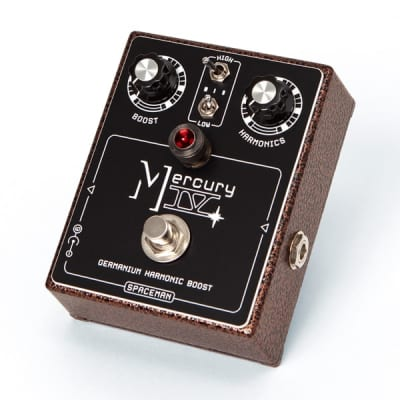 Spaceman Mercury IV / Germanium Harmonic Boost (Vintage Copper Edition) image