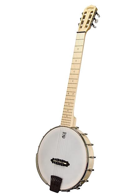 deering goodtime solana 6 banjo right handed banjo studio reverb. Black Bedroom Furniture Sets. Home Design Ideas