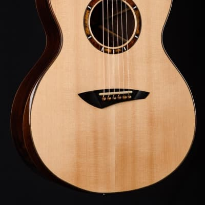 Bashkin Bellezza GC Brazilian Rosewood and Italian Spruce with Bevel Used (2008) for sale