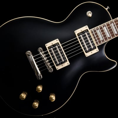 Epiphone Vivian Campbell Holy Diver Signature Les Paul 2019 Aged Black Gloss w/ Gig Bag for sale