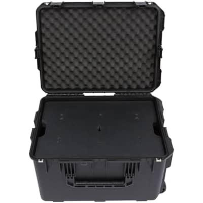 SKB SKB-3i-231714GFX iSeries FlyRack Case for Line 6 HELIX Rack or Kemper Rack and floor controller
