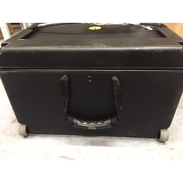 36x18x12, Black Hardcase Standard 36in Hardware Case