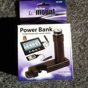 On-Stage TB1000 U-Mount Power Bank