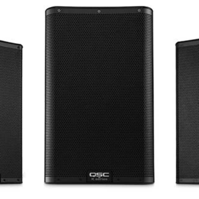 QSC K10.2 10 inch Two-Way 2000W Powered Loudspeaker image