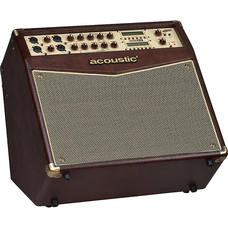 acoustic a1000 100w stereo acoustic guitar combo amp reverb. Black Bedroom Furniture Sets. Home Design Ideas