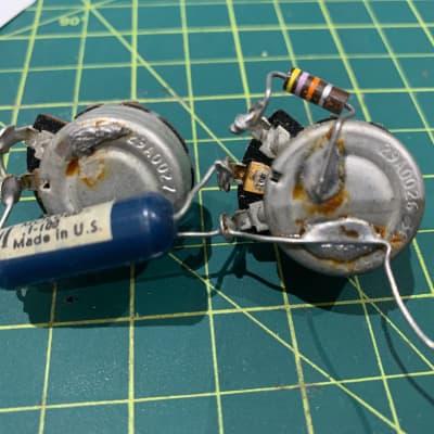 Stackpole Potentiometer 1965