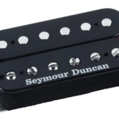 Seymour Duncan SH-14 Custom 5 Humbucker Electric Guitar Pickup, Black