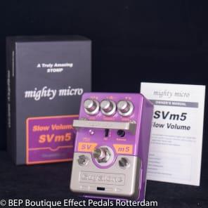 Guyatone SVm5 Slow Volume s/n 29011056 Japan 2009 for sale