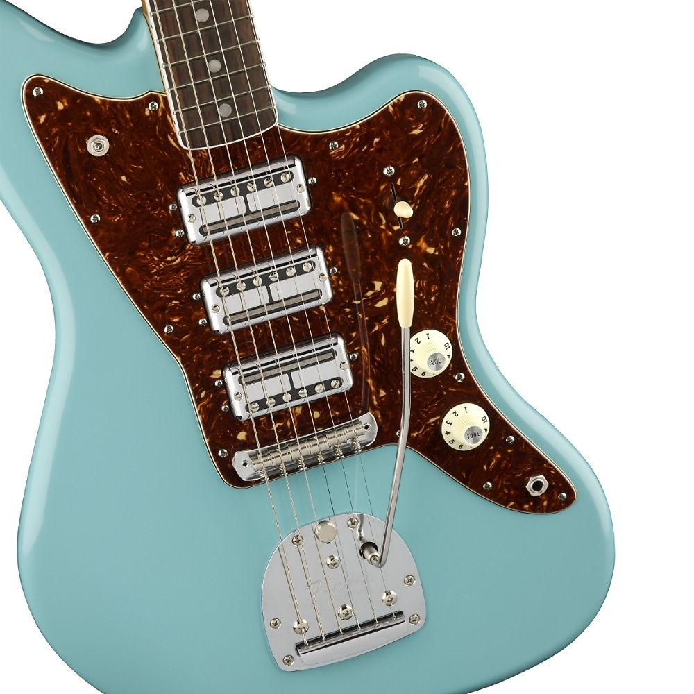 Fender 60th Anniversary Limited Edition Triple Jazzmaster Daphne ...