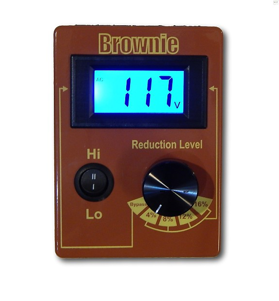 Amprx brownie voltage regulator and power supply free 2 day reverb product specs publicscrutiny Image collections