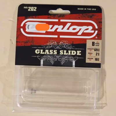 Dunlop 202SI Medium Glass Slide