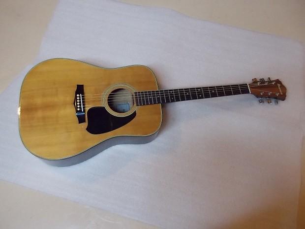 288dd811141 1979 Ibanez Vintage series V300 acoustic guitar / Made in Japan PLAYER