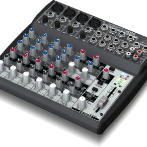 Behringer Xenyx 1202FX 12-Input Mixer with Effects