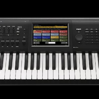 Korg Kronos 2 61 Key Music Workstation