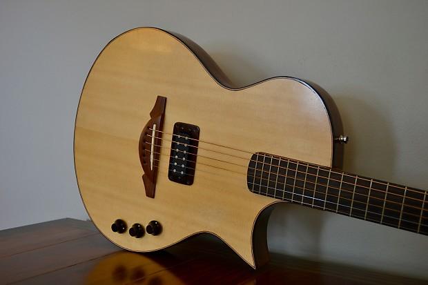 hybrid guitar acoustic electric like crowdster plus sound reverb. Black Bedroom Furniture Sets. Home Design Ideas