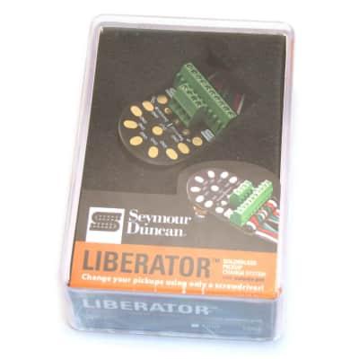11807-01-500k-std Seymour Duncan 500k Liberator Guitar Pot Solderless