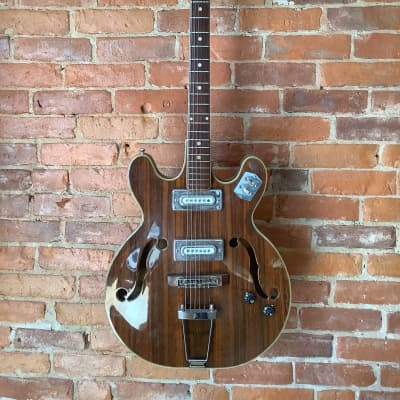 Teisco St. George Hollow Body Electric Made in Japan for sale