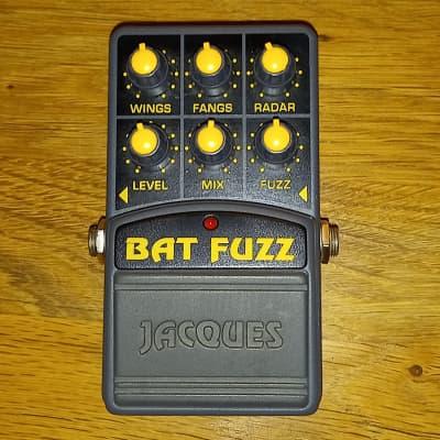 Jacques Bat Fuzz 1st edition