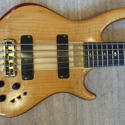Alembic Rogue 5-string Natural 1997 for sale