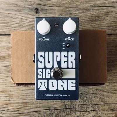 Lovepedal Super Sic Tone Fuzz with Original Box