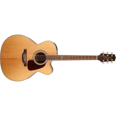 Takamine GJ72CE Jumbo Electro Acoustic, Natural for sale