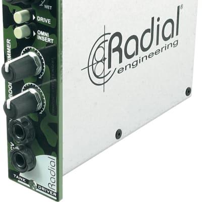 Radial Tank Driver 500 Series Spring Reverb Interface Module